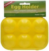 Coghlans Egg Holder - Yellow