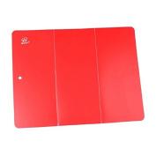 BULIN Portable Folding Outdoor Camping Tool Cutting Board Kitchen Chopping Board Ultra-light PP Plastic