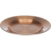Summit Copper Finish 20cm Plate