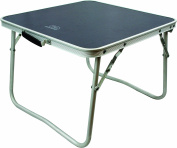 Highlander Small Folding Simple MDF Camping Table Mens