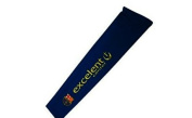 Massi Barça - Unisex armwarmers, blue colour, one size fits all