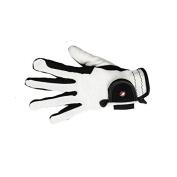 HKM Women's Riding Professional Nubuck Leather Imitation Gloves, Womens, Reithandschuhe Professional Nubuk Lederimitat