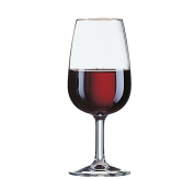 Arcoroc Viticole Tasting glass 215ml, with filling mark at 100ml, 6 Glasses