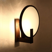 American Style Wall Lamp Retro Mirror Front Lights Makeup Lights Bedroom Bedside Stairs Wall Lamp