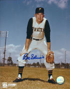 Autographed Bob Skinner 8x10 Pittsburgh Pirates Photo