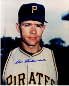 Don Cardwell Signed - Autographed Pittsburgh Pirates 8x10 Photo - Deceased 2008