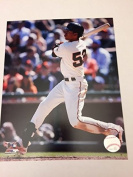 Ehire Adrianza San Francisco Giants unsigned 8x10 photo Fully Licenced Hitting