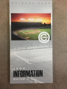 Chicago Cubs MLB BASEBALL MEDIA GUIDE 1992 EX/NM
