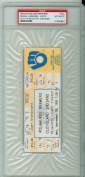 1992 Milwaukee Brewers Full Ticket vs Cleveland Indians ROBIN YOUNT 3000th CAREER HIT - September 9, 1992 [Grades Near-Mint to Mint] by Mickeys Cards