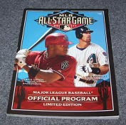 2011 Mlb All-Star Game Official Programme - Limited Edition!