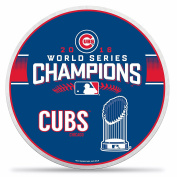 Chicago Cubs 2016 World Series Champions 37cm Circle Die Cut Pennant