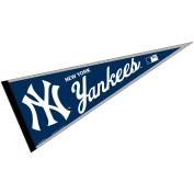 New York Yankees MLB Large Pennant