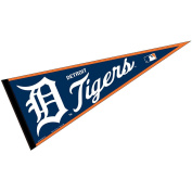 Detroit Tigers MLB Large Pennant