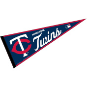 Minnesota Twins MLB Large Pennant