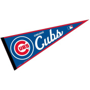 Chicago Cubs MLB Large Pennant