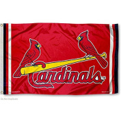 St. Louis Cardinals Birds Flag and Banner