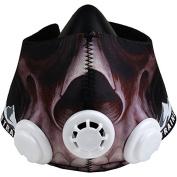 """Elevation Training Mask 2.0 """"Skull"""" Sleeve Only - Large"""