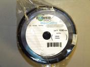 Power Pro 33400651500E Maxcuatro Braided Fishing Line, 29kg/1500 yd, Moss Green