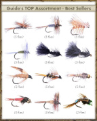 Fly Fishing Flies - Guide's TOP Assortment - BEST SELLERS