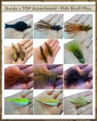 Next Generation Streamer Flies - FISH-SKULL Assortment