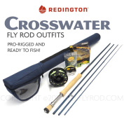 Redington Crosswater 890-4 Fly Rod Outfit