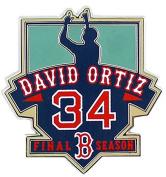 David Ortiz 2016 Final Season Retirement Pin