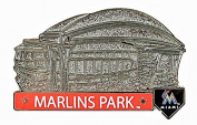 Miami Marlins Park Stadium Pin