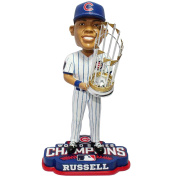 MLB Chicago Cubs Addison Russell Unisex Russell A. #22 2016 World Series Champions 20cm Bobble