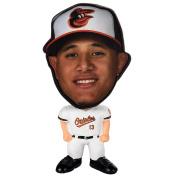 MLB Baltimore Orioles Manny Machado Unisex Machado M. #13 Flathlete Figurine, One Size