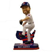 MLB New York Mets Matt Harvey Unisex Harvey M. #33 Nation Bobble, One Size