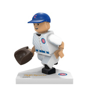 MLB Chicago Cubs Gen5 Limited Edition Anthony Rizzo Minifigure, Small, White
