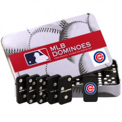 MLB Chicago Cubs Team Dominoes Set