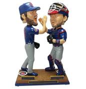 MLB Chicago Cubs Jake Arrieta Exclusive Dual No Hitter Bobblehead, Blue, 20cm