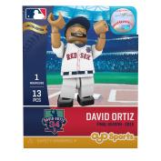 "MLB Boston Red Sox Gen5 Limited Edition David Ortiz ""Final Season"" Mini Figure, Small, Green"