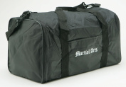 """Martial Arts Gear Bag, Taekwondo, Sparring Equipment Gear Bag 25cm x 46cm x 10"""""""