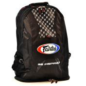 FAIRTEX MMA BACKPACK BAG - BAG4- BLACK