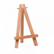mini easel from elm wood 12 cm bizili painting canvas art craft table stand by BiZiLi