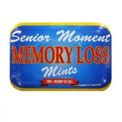 Senior Moments Memory Loss Mints by A1Gifts