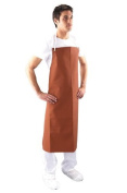 Heavy Duty Red Rubber Apron