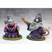 Mousling - Sorcerer & Samurai