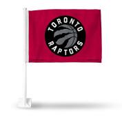 NBA Toronto Raptors Car Flag,36cm by 28cm ,Red