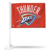 NBA Oklahoma City Thunder Car Flag