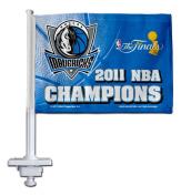 NBA Dallas Mavericks NBA Champions Truck Flag
