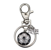 Soccer Mom Keychain, Soccer Mom Gifts, Proud Soccer Mom Gifts