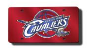 NBA Cleveland Cavaliers Laser-Cut Auto Tag