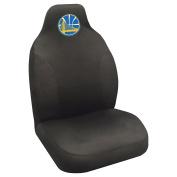 FANMATS 20324 NBA - Golden State Warriors Seat Cover, Team Colour, 50cm x 120cm