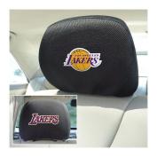 Fanmats NBA Los Angeles Lakers Head Rest Cover 25cm x 33cm