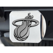 NBA-Miami Heat hitch cover 11cm x 8.6cm