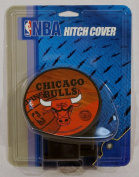 Chicago Bulls NBA Basketball Economy Hitch Cover