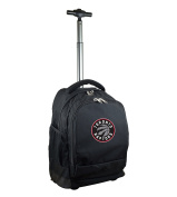 NBA Toronto Raptors Expedition Wheeled Backpack, 48cm , Black